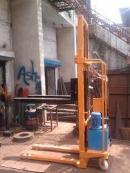 Hydraulic Electric Stacker