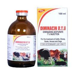Diminazene Aceturate 7% Injection