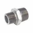 Stainless Steel Socket Weld Parallel Nipple Fitting 304L
