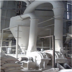 Lime Production Plant Dust Extraction System