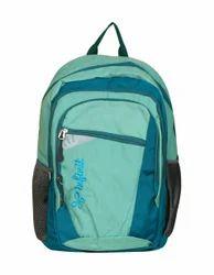 Infinit Backpack Wildcraft Lightweight Sea Green School/college Bag