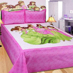 Printed Bed Sheet For Gifts