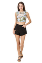 Western Ladies Trendy Printed Top