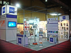 Inofix Tradeshow Booth