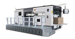 Die Cutter Semi Automatic With Stripping