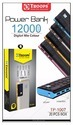 12000MAH Digital Power Bank