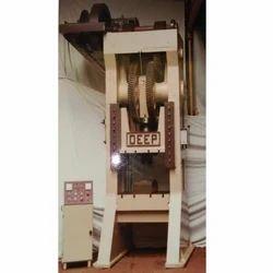Crankless Type Mechanism Power Press