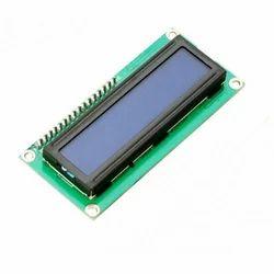 16X2 Blue LCD