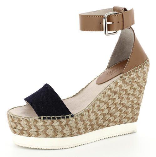San Espadrille Wedge Sandals