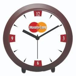 Promotional Round Table Clock