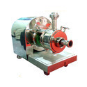 Inline Homogenizer Machine