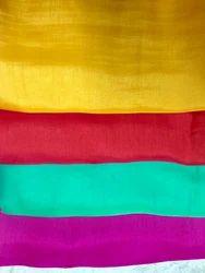 Synthetic Silk Barfi Fabric