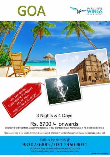 Goa Tour Packages Service