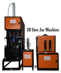 20 Liter Jar Blowing Machines