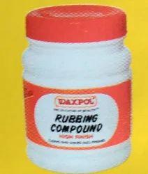 Rubbing Compound High Finish