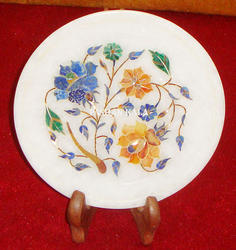 Marble Stone Plate