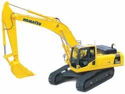 Komatsu Excavator Rental Services