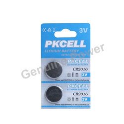 PK Cells CR2025 Battery