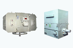 Water Cooled Induction Motors (HV) - IC 8A1W7 (CACW)