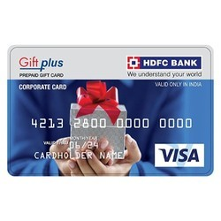 Bank Cards - Gift Cards
