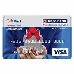 HDFC Bank - Gift Card
