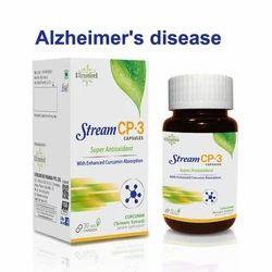 Alzheimer's Disease curcumin capsule