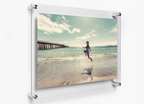 Acrylic Photo Frame Acrylic Sandwich Photo Frame