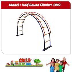 Half Round Climber