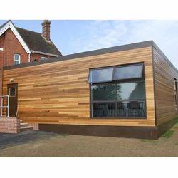 Wooden Modular School Cabin