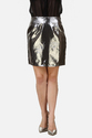 Fancy Western Metallic Skirt