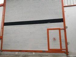 Wicket Door Rolling Shutter & Wicket Door Rolling Shutter - Manufacturer from Nagpur