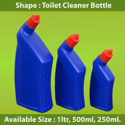 Toilet Cleaner Bottles