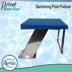 Swimming Pool Podium