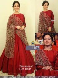 Elegant Bollywood Gown