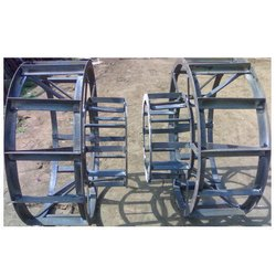 Agriculture Tractor Cage Wheel