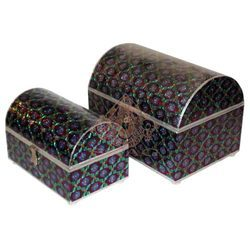 Meena Jewellery Box