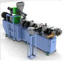Single Screw Extruder For PVC Profile