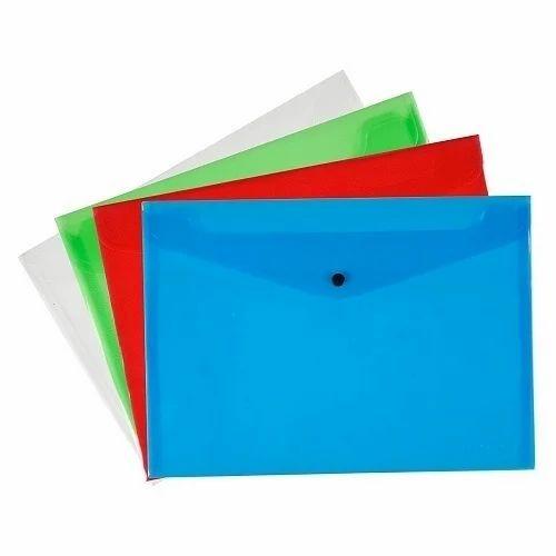 Plastic Folder Manufacturer From New Delhi