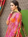 Printed Cotton Suit(Khaddi Lawn - 1 By Shree Fabs)