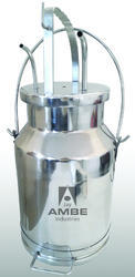 SS Milk Can for Milking Machine