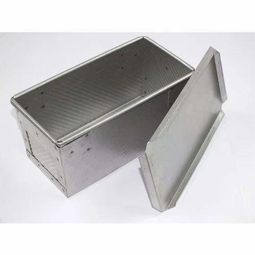 Single Bread Box
