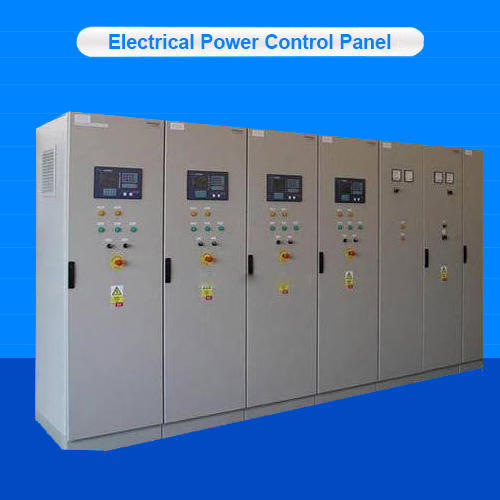 Electrical Control Panel - Manufacturer from Ahmedabad
