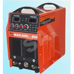 SAI MIG/ARC 400 Inverter Welding Machine