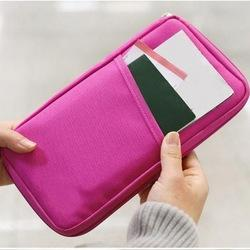Handy Short Design Credit Card Holder Passport Cover