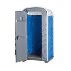 Toll Booth Mobile Toilet