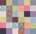 Printed Quilt Fabric