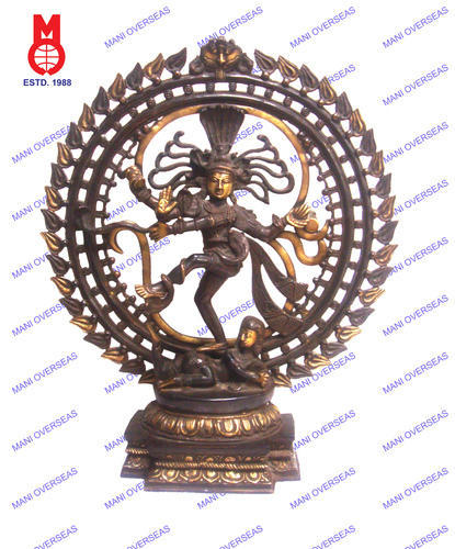 demon under the legs of lord nataraja