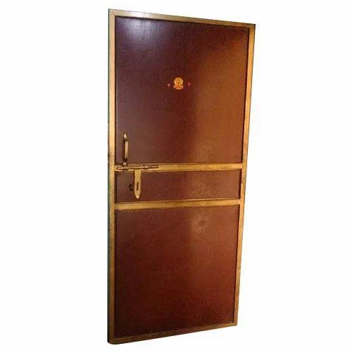 Metal Door Iron Front Door Manufacturer From New Delhi