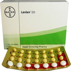Levonorgestrel Ethinyl Estradiol Tablets