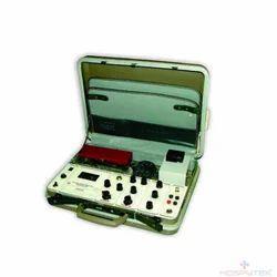 Digital Water and Soil Analysis kit 6 parameters LT-61